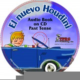 El nuevo Houdini – Audio Book on CD – Past Tense