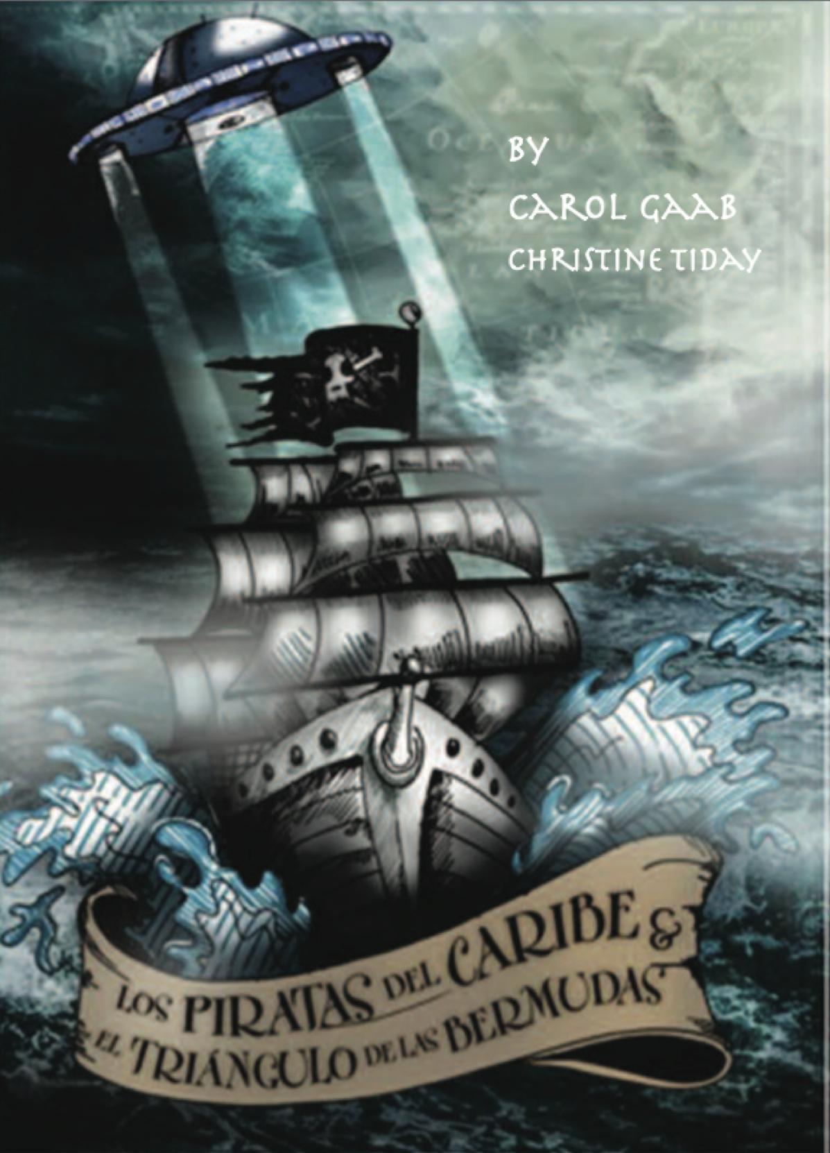 Piratas y el Triángulo de las Bermudas – Novel