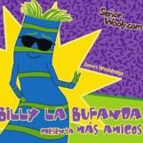 Señor Wooly's 2nd CD Album: Billy la Bufanda Presenta Más Amigos