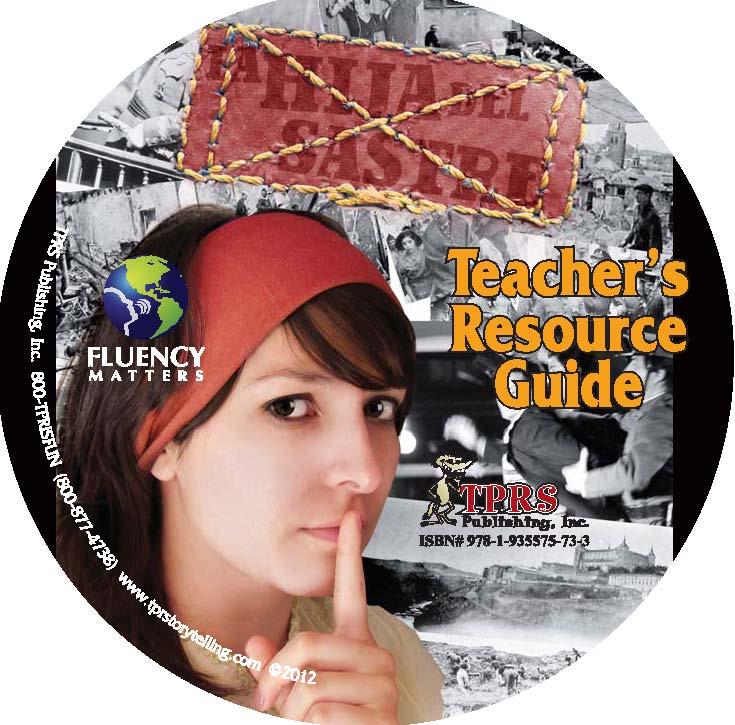 La hija del Sastre – Teacher's Guide on CD