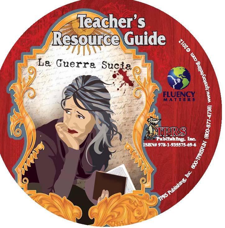 La Guerra sucia – Teacher's Guide on CD
