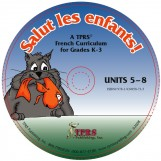 Salut les enfants! 5-8 on CD