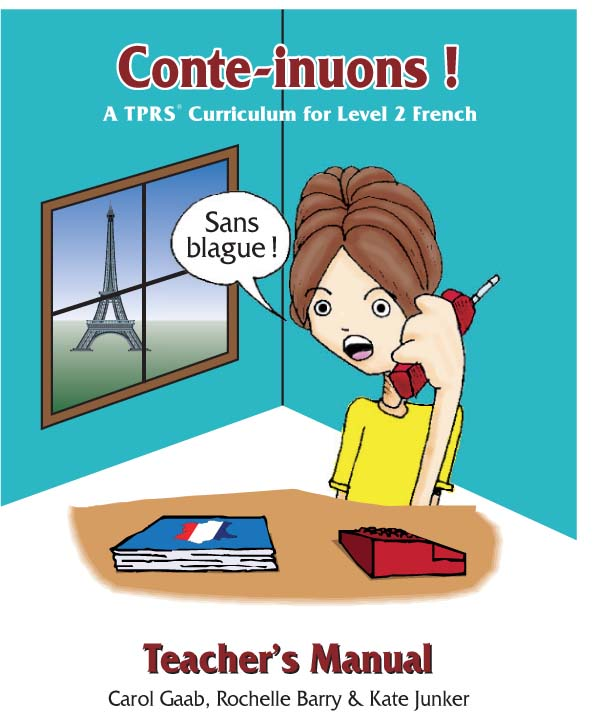 Conte-inuons! Teacher's Manual