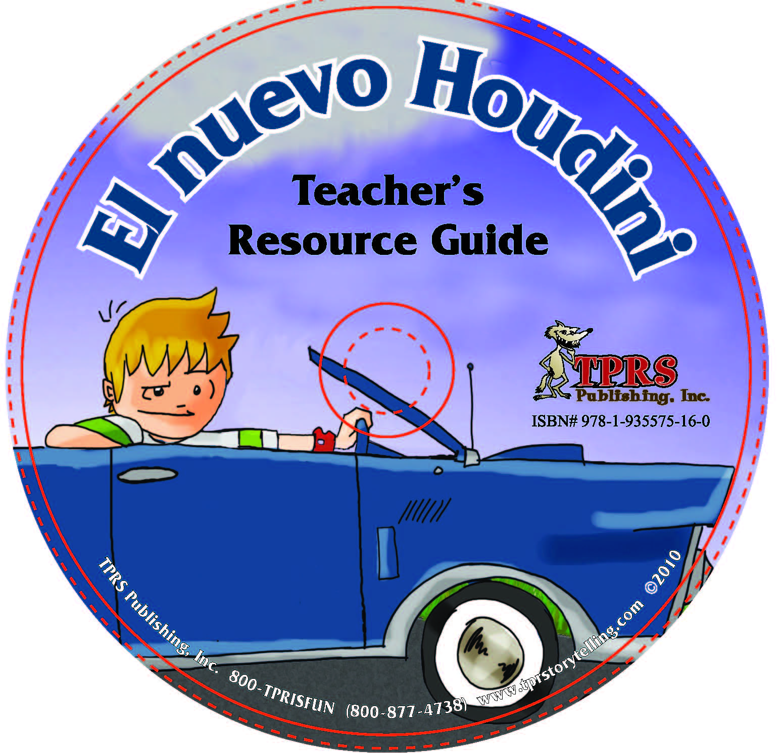 El nuevo Houdini – Teacher's Guide on CD