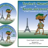 *The NEW Raconte-moi encore! Teacher Introductory Package