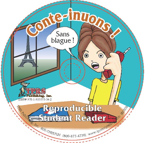 Conte-inuons! Reproducible Student Reader on CD