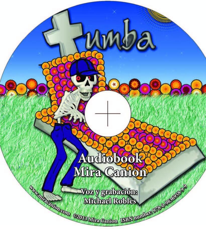 Tumba – Audio Book on CD