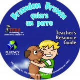 Brandon Brown quiere un perro – Teacher's Guide on CD