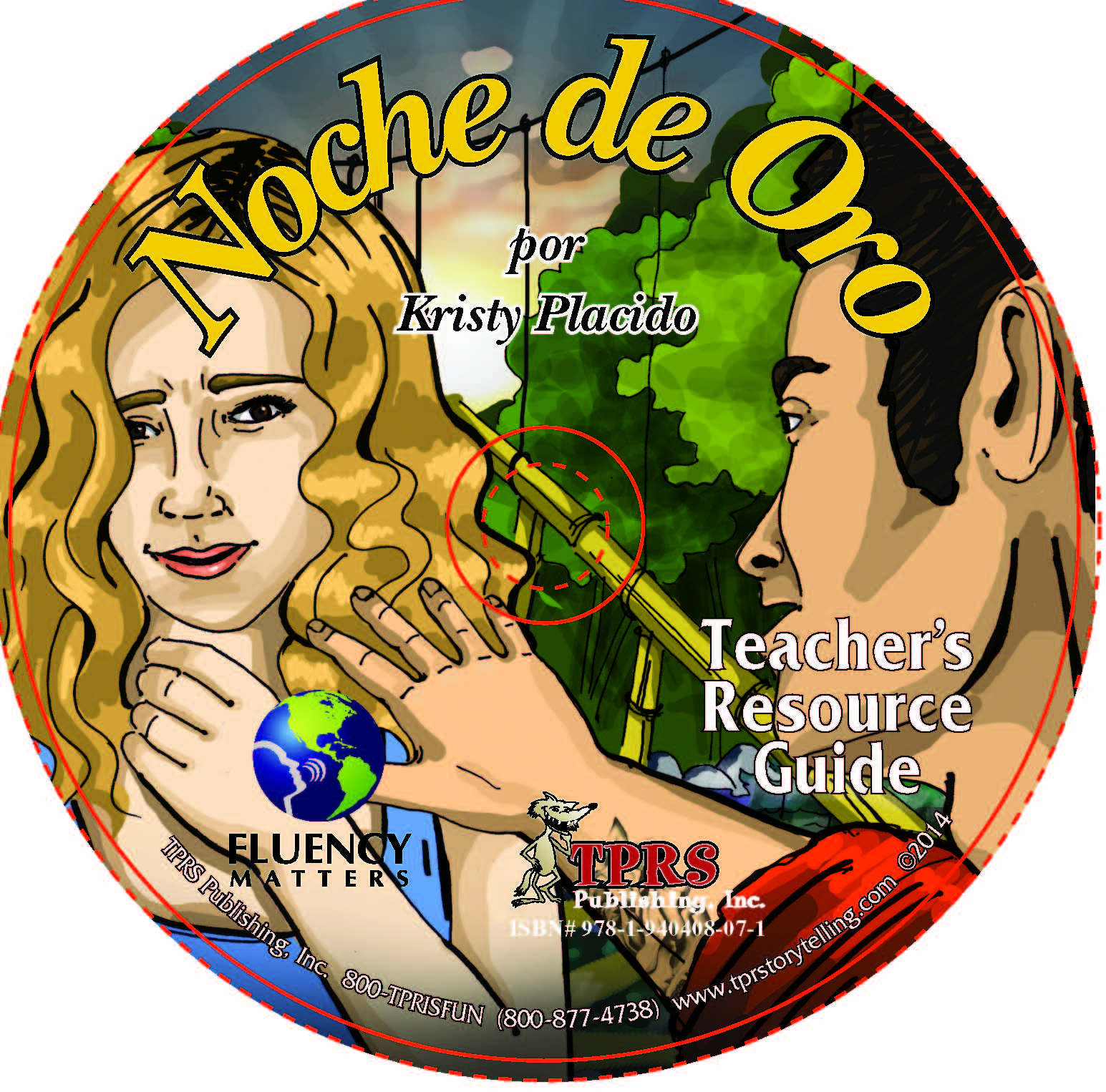 Noche de Oro – Teacher's Guide on CD