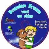 Brandon Brown veut un chien – Teacher's Guide on CD