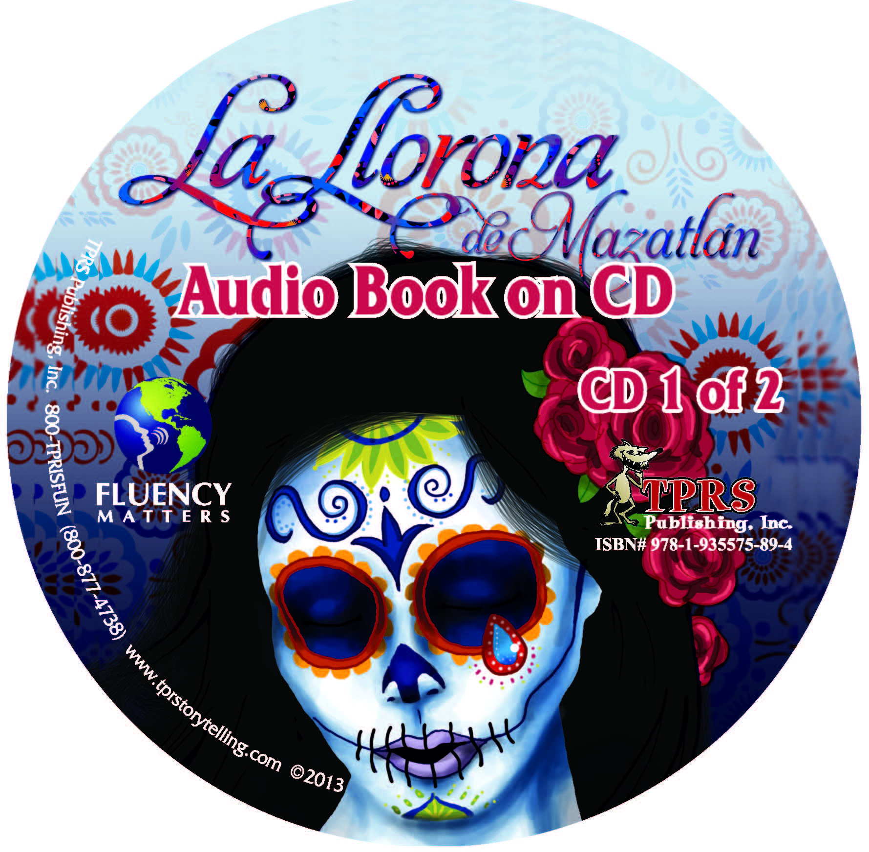 La Llorona de Mazatlan – Audio Book on CD