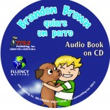 Brandon Brown quiere un perro – Audio Book on CD