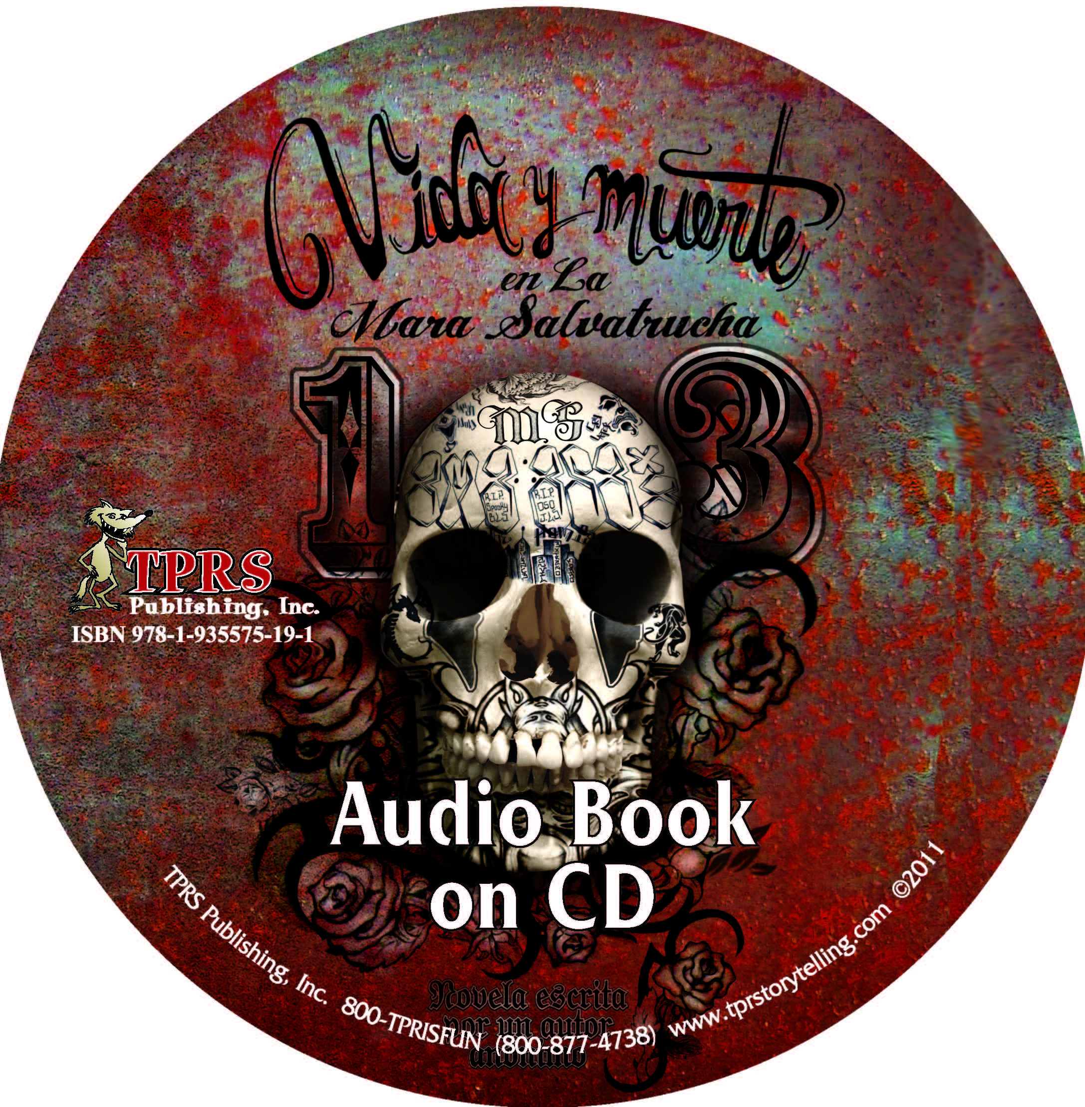 Vida y muerte en la Mara Salvatrucha – Audio Book on CD