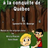 Brandon Brown à la conquête de Quèbec – Novel