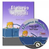 El nuevo Houdini – Novel/Audio CD Package – Past Tense