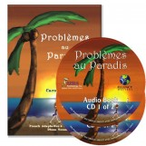 Problèmes au Paradis – Novel/Audio CD Package