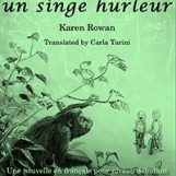 Isabelle capture un singe hurleur – Novel