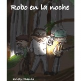 Robo en la noche E-course (Present Tense) (Premium Class 9-month Subscription)