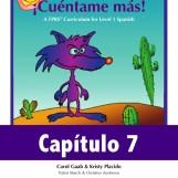 Cuéntame Más Chapter 7 E-course (Premium 9-month Class Subscription)