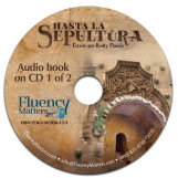 Hasta la Sepultura – Audio Book on CD