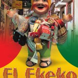 El Ekeko: Un misterio boliviano – Novel/Audio CD Package