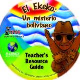 El Ekeko: Un misterio boliviano – Teacher's Guide on CD